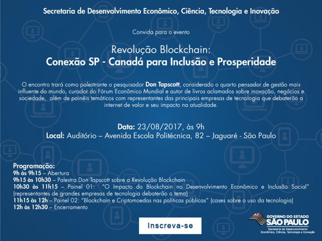 blockchainEvento